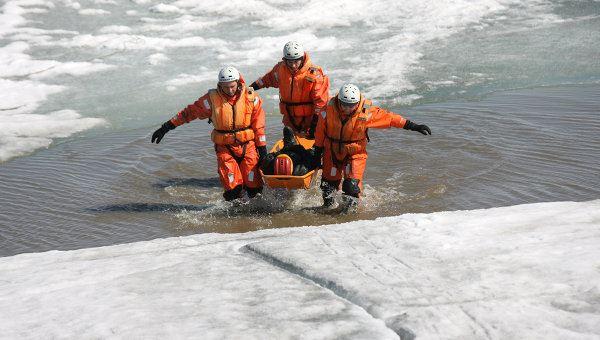 спасенный рыбак