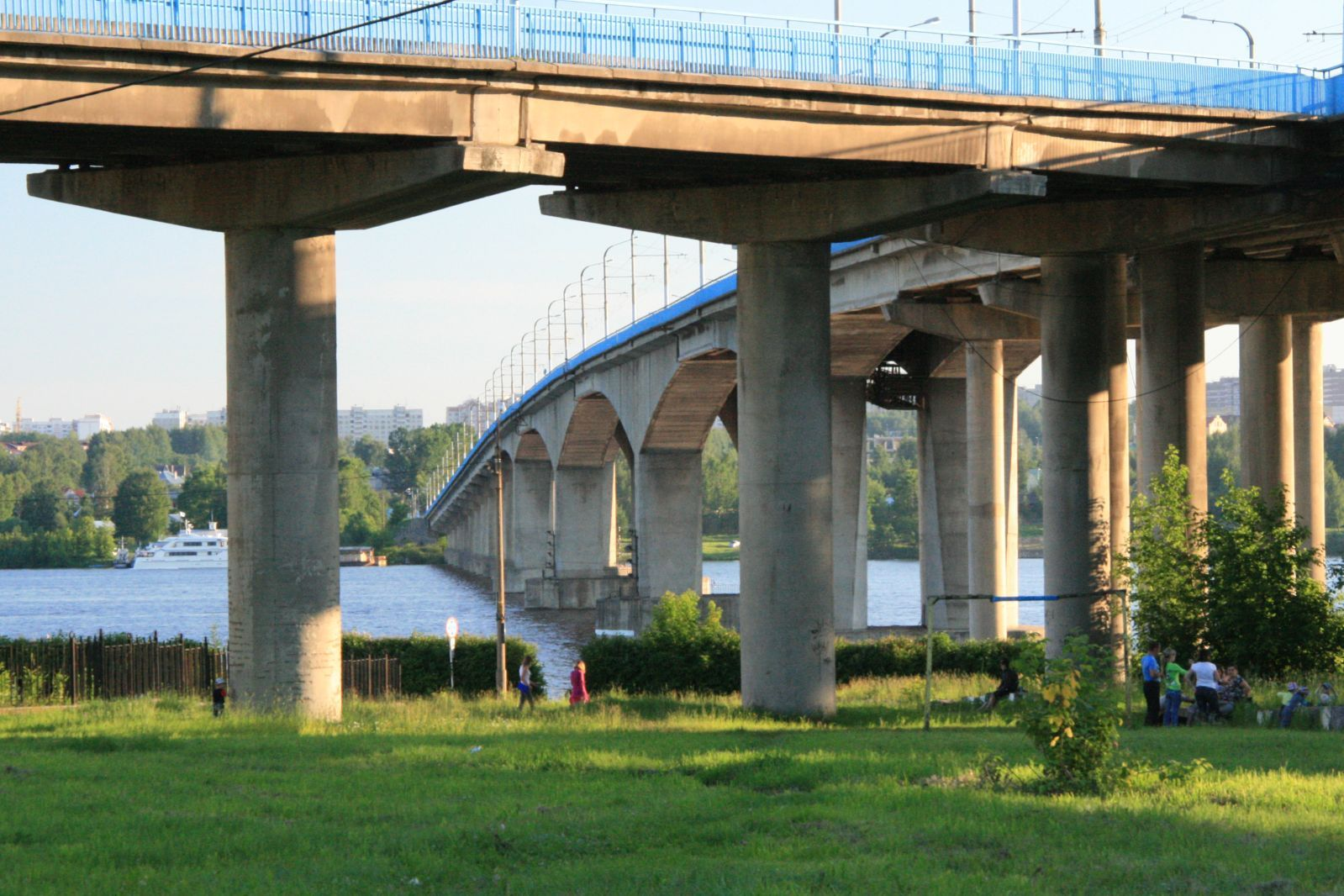 Что будет с мостом через волгу в костроме