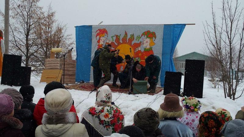 Село георгиевское костромская 12 фотография